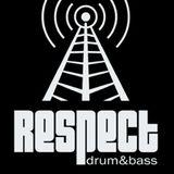 DLR -Respect DnB Radio [7.18.18]