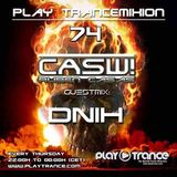 DNIH Guest Mix @Play Trancemixion 074 by CASW!