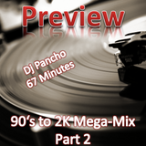 Preview - Mega-Mix Part 2 90s & 2K Hip Hop R'N'B Party Mix