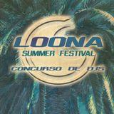 Concurso DJ Loona Summer Festival 2016 - Carmelo Cueto Molinos