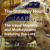 The Unhappy Hour 13 October 2013 with Toast Coetzer & Ilse Lotz