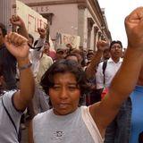 Oaxaca, révolte (2007)