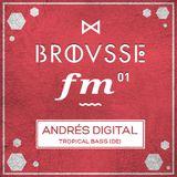 Brousse FM #01: Andrés Digital
