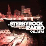 STERBYROCK RADIO - 2-24-16 ft DJ PRIMITIVE