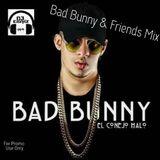 DJ EazyiZ Bad Bunny & Friends Mix