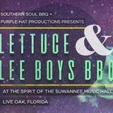 Lettuce @ Spirit of the Suwannee Music Park (Live Oak, FL) 1/14/2017