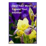 Clear Your Mind/Expand Your Intuition through Color Frequencies
