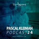 Pascal Kleiman Podcast 24 - Urbans Mag