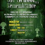 Mastif - Old School Remembrance #5 set