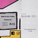 Separation Points Podcast #013 - Kamasi Washington, Ghost Poet, Alsarah & The Nubatones, The Skints