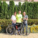 Dean McMenamin - cycle to India