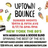 Misbehaviour and Boogie Blind Live 45 set at The Museum Of The City Of New York