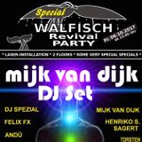 Mijk van Dijk Classic DJ Set at Walfisch Revival Party Berlin, 2017-10-06