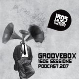 1605 Podcast 207 with Groovebox
