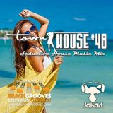 townHOUSE 48~Deep & Vocal House mix~on BeachGrooves.com Spain 12-Dec-2016