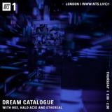 Dream Catalogue - 14th June 2017