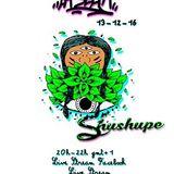 La Selva Radioshow - 13.12.2016: SHUSHUPE // Coconutah