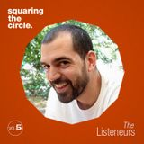 Squaring The Circle presents: The Listeneurs Vol.5