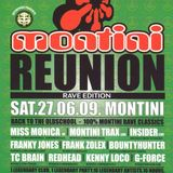 Insider (live) @ Montini Reunion 27.06.2009'