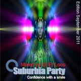 Suburbia Party - September 2011 (Psychedelic, Psytrance, Goa)