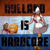 Holland is Hardcore