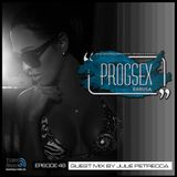 PROGSEX #48 - Guest mix by JULIE PETRECCA on Tempo Radio Mexico [01.06.2019]