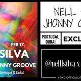 RADIO KAOS CARIBOU - JHONNY GROOVE MIXED NELL SILVA MUSIC PRODUCTIONS