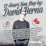 12 Horas David Berna Non Stop 10/3/2013 Parte 1