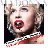 Madonna-Confessions on the techfloor II-The mix by Teknojames