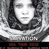 "Malcolm Bruce , New Music & Tour ""Salvation """