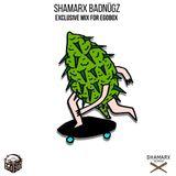 Shamarx Exclusive Mix For EGOBOX