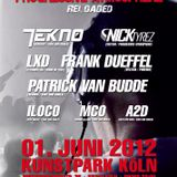LXD @ Save Our Souls meets Progressive Atmosphere: Reloaded (01.06.2012)