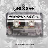 "DJ TYBOOGIE PRESENTS ""THROW-BACK RADIO VOL.1"""