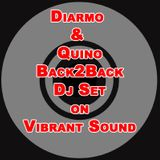 (Diarmo & Quino Back2Back Dj Set on Vibrant Sound) - Sep/2012