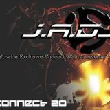 J.A.DJ Worldwide Exclusive Connect 20th Anniversary Mix