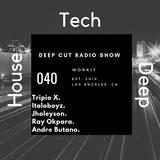 Deep Cut Radio Show 040 (with Workit) 10.12.2018