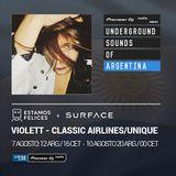 Surface Bookings & Estamos Felices - Violett (Underground Sounds of Argentina)