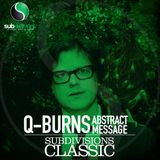 SGR Classic #47 Q-Burns Abstract Message