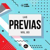Dj Luis Lara Ft. Dj Franco - Las Previas vol.03