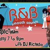DJ Ricardo - Soul Spectrum show on Ridge Radio - 11/09/2018