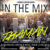 ThaMan - In The Mix Episode 036 (Funky House)
