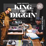 """MURO presents KING OF DIGGIN' 2018.10.17 『In The Title """"TOKYO"""" Mix』"""