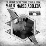 The Nightmare Factory Episode IX_ Marco Asoleda