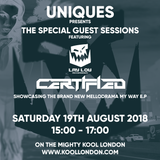 UNiQuEs Presents The Special Guest Sessions  Featuring Laylow Recordings Certified KOOL LONDON