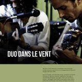 Duo Dans Le Vent live @ SAMO