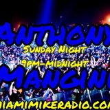 Anthony Mangini. Miami Mike Radio. November 4, 2018