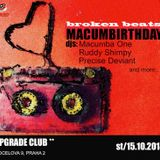 Macumbirthday @ Upgrade Club