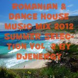 Romanian & Dance house music mix 2012 Summer selection Vol. 2