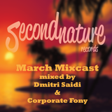 March Mixcast by Dmitri Saidi and Corporate Fony