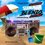Summer Blends (Hip Hop & R&B Blends) Ft. DJ Kitty Scratch Live On Blend God Radio